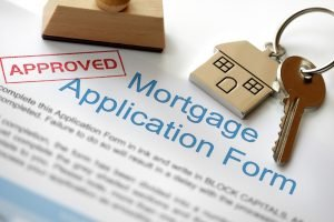 approved mortgage loan