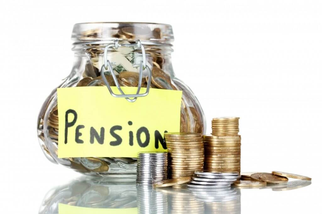 pensions and retirement investments