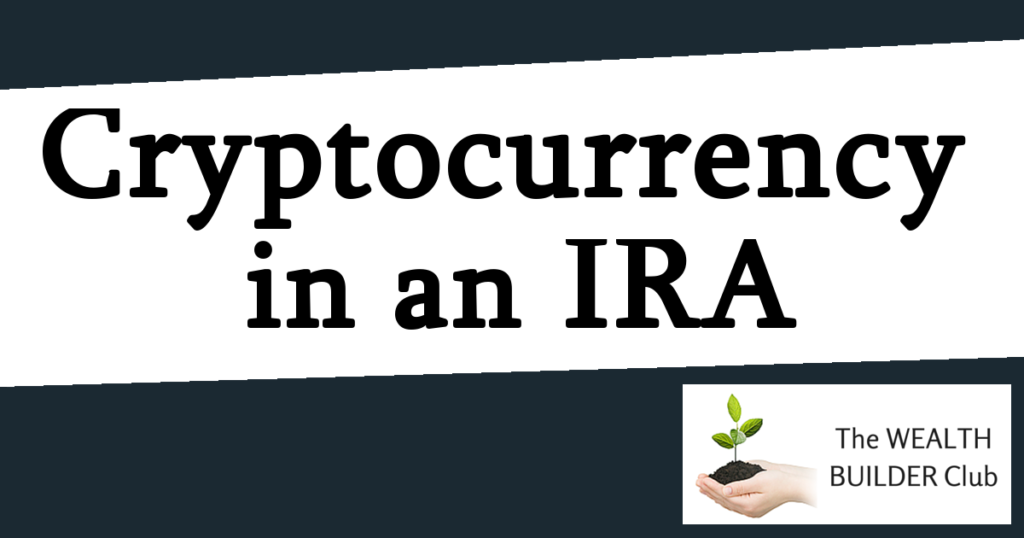 Cryptocurrency in an IRA